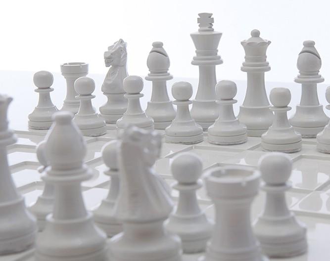 yoko ono chess